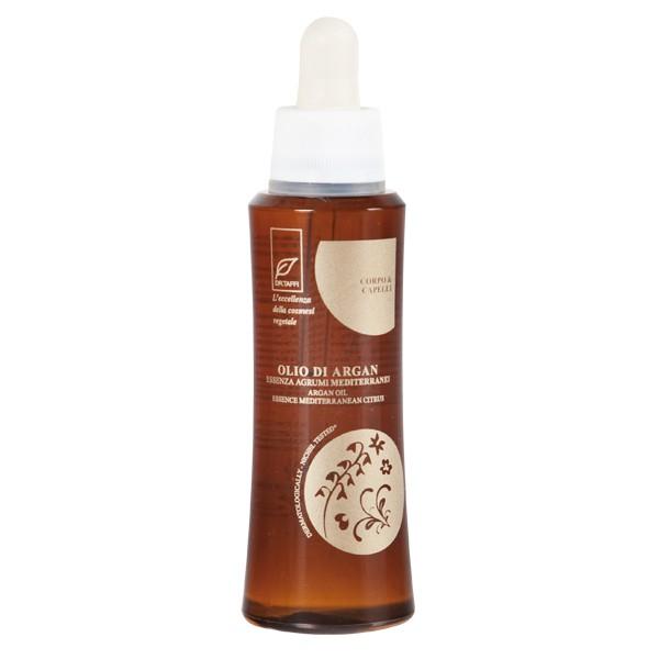 Arganöl mit mediterranen Zitrusfruchtessenzen - 100 ml