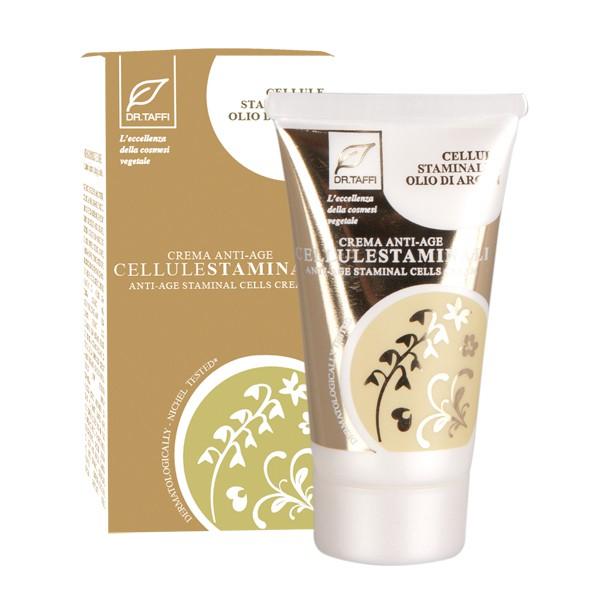 Anti-Age Gesichtscreme (Arganöl, Moschusrosenöl) - 30 ml