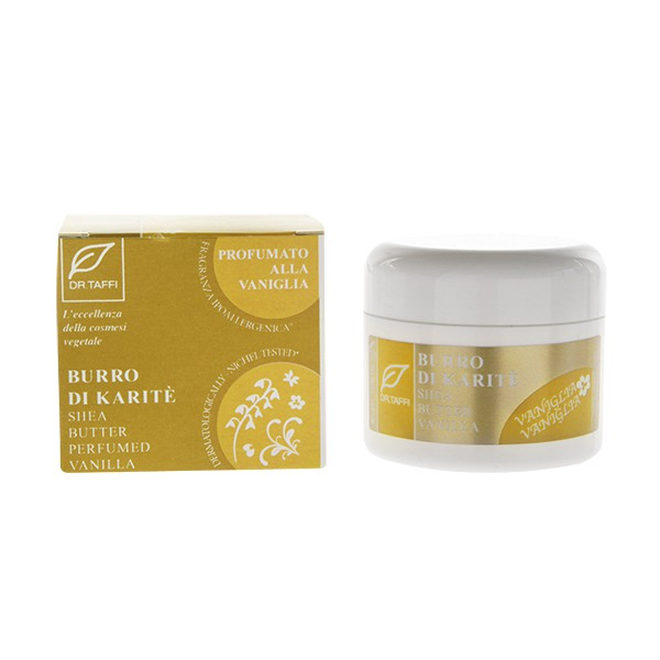 Sheabutter Vanille - 50 ml