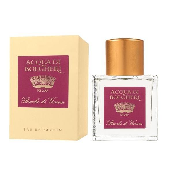 Eau de Parfum Bacce di Vinum - 50 ml