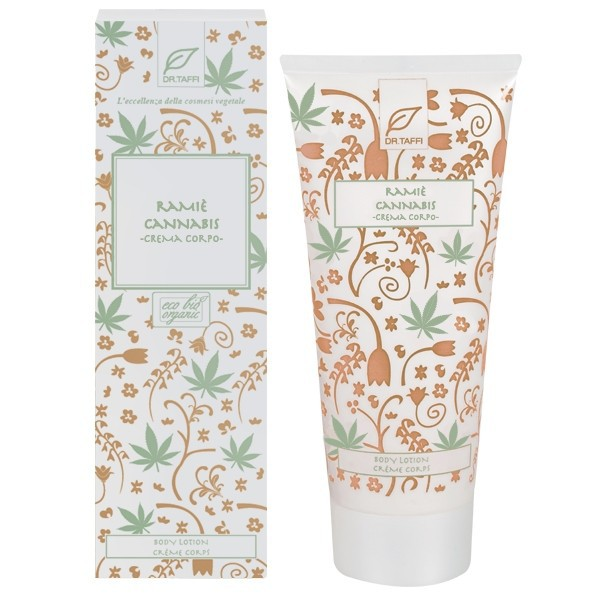Organic & Vegan Bodylotion Ramiè - 200 ml
