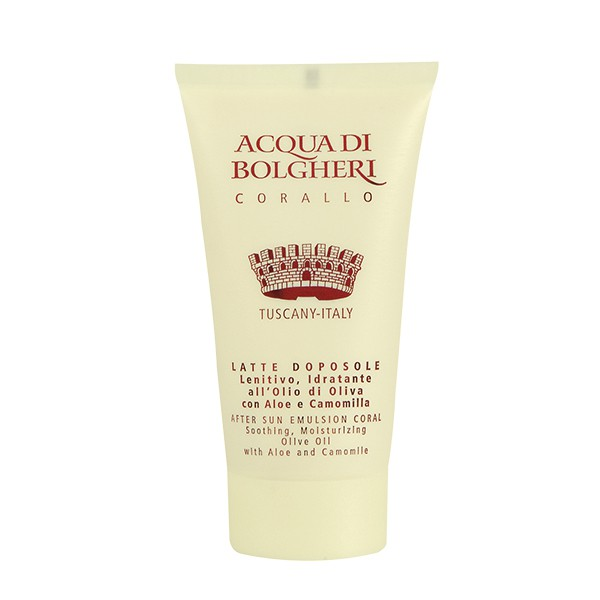 Acqua di Bolgheri Corallo After Sun Milch - 50 ml