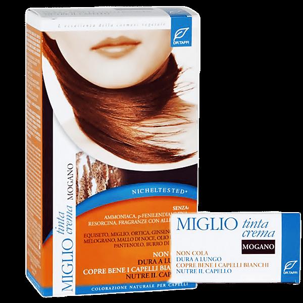 Miglio Tinta Crema Haarfarbe mahagony 115 ml