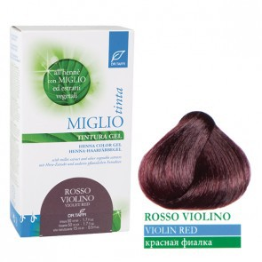 Miglio Tinta Plus Haarfarbe Lilarot 115 ml