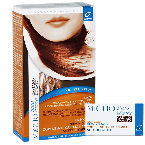 Miglio Tinta Crema Haarfarbe goldbraun 115 ml