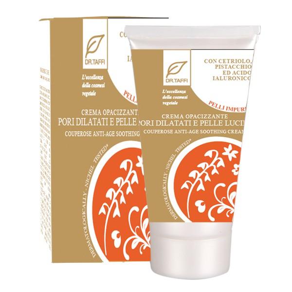 Mattierende Gesichtscreme (Mischhaut) - 30 ml