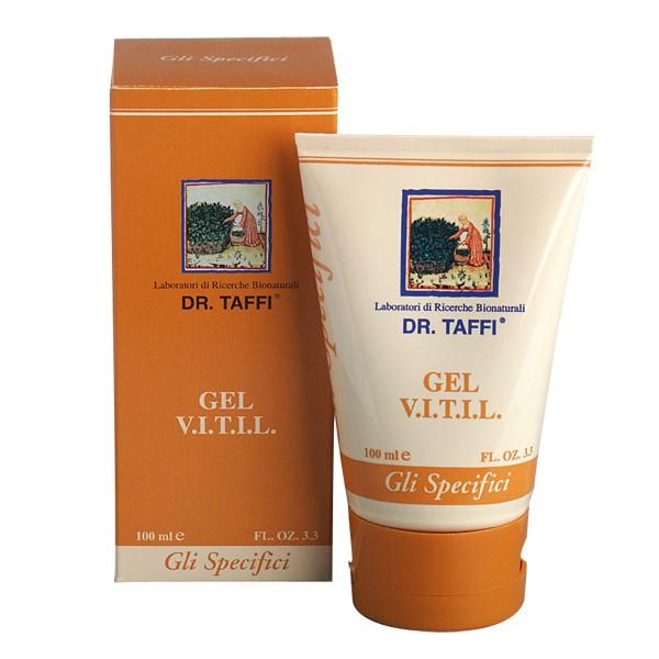 Gel V.I.T.I.L (gegen Weißflecken) - 100 ml