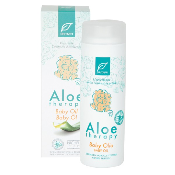 Aloe Babyöl - 200 ml