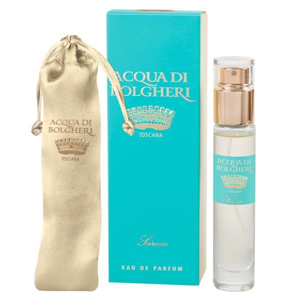 Acqua di Bolgheri - Eau de Parfum Scirocco - edeles Handtaschenformat - 15 ml