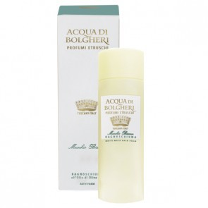 Acqua di Bolgheri Etruski weißer Moschus Duschgel - 200 ml