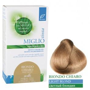 Miglio Tinta Plus Haarfarbe Hellblond 115 ml