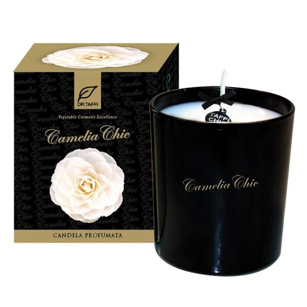 Camelia Chic parfümierte Kerze