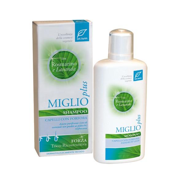 Shampoo Rosmarin und Lavendel - 200 ml