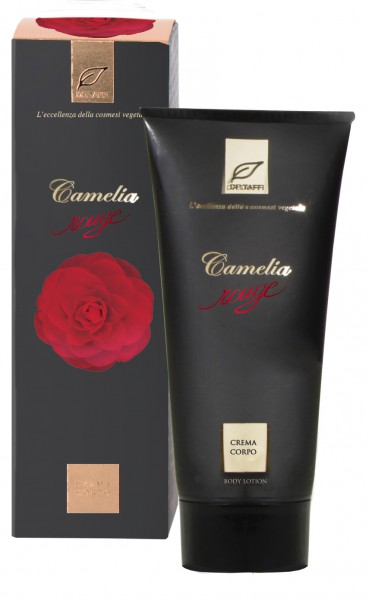 Camelia Rouge Bodylotion - 200 ml