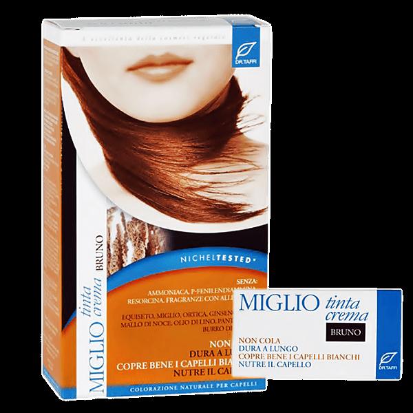 Miglio Tinta Crema Haarfarbe braun 115 ml