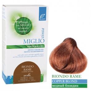 Miglio Tinta Plus Haarfarbe Kupferblond 115 ml