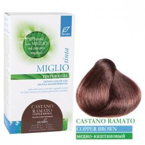 Miglio Tinta Plus Haarfarbe Kupferbraun115 ml