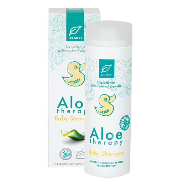 Aloe Baby Shampoo - 200 ml
