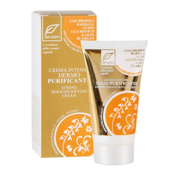 Gesichtscreme für unreine, fettige Haut und Haut mit Akne - 30 ml