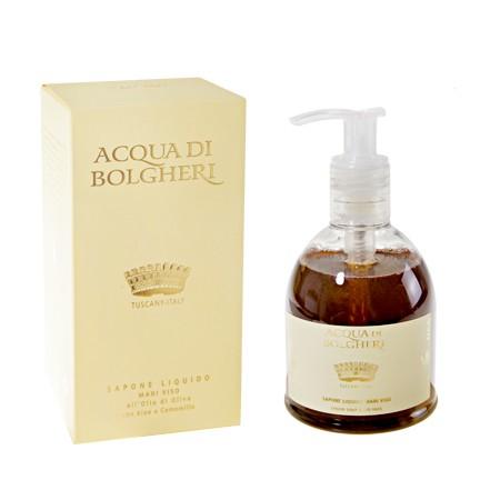 Seife im Spender für Hand und Gesicht - 250 ml