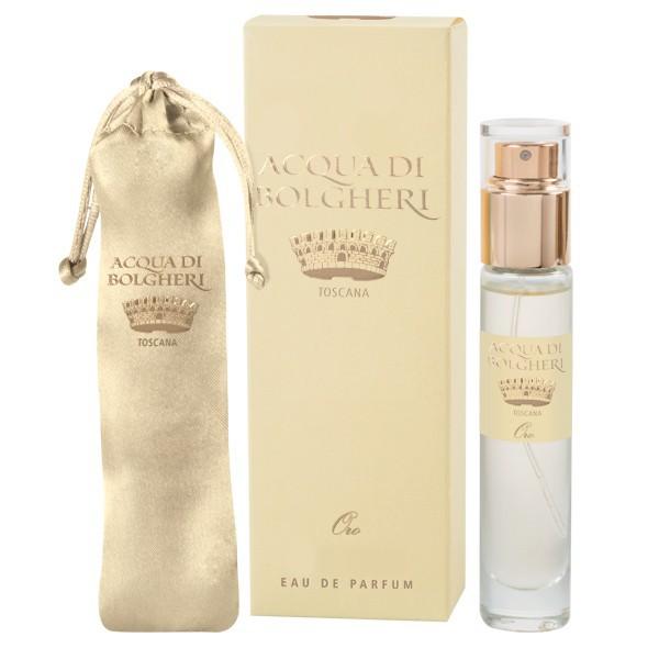 Acqua di Bolgheri GOLD Eau de Parfum - Handtaschenformat 15 ml