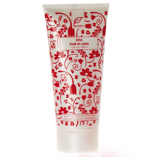 Silk Loto Flowers Bodylotion - 200 ml