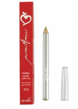 Augenkonturstift Olivgrün Ref E02 - 9 cm