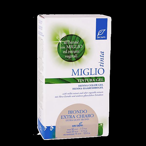 Miglio Tinta Plus Haarfarbe Honigblond 115 ml
