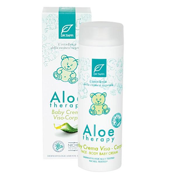 Aloe Baby Gesichts- und Bodylotion - 200 ml