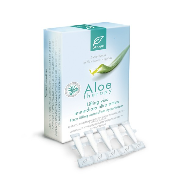Aloe Sofortlifting Ampullen - 5x 0,5 ml