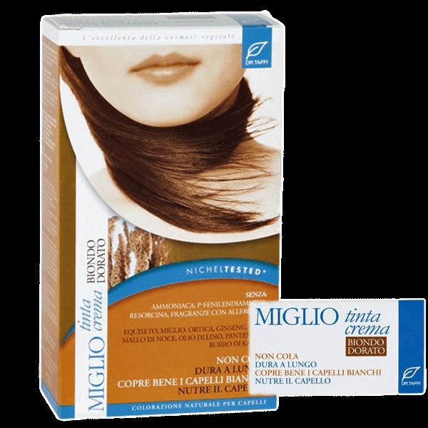 Miglio Tinta Crema Haarfarbe goldblond 115 ml