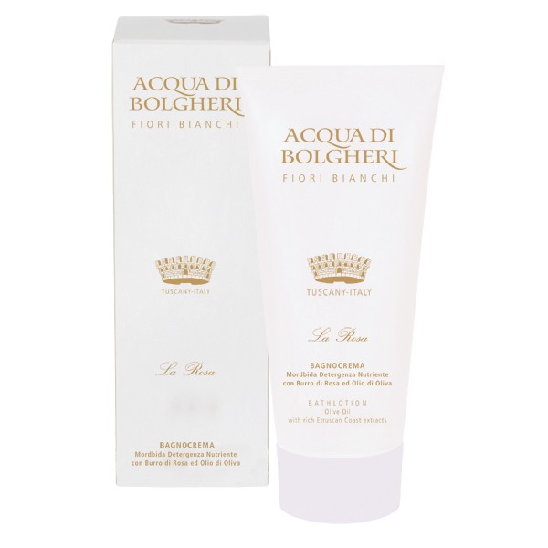 Acqua di Bolgheri Rose Dusch- Badelotion - 200 ml