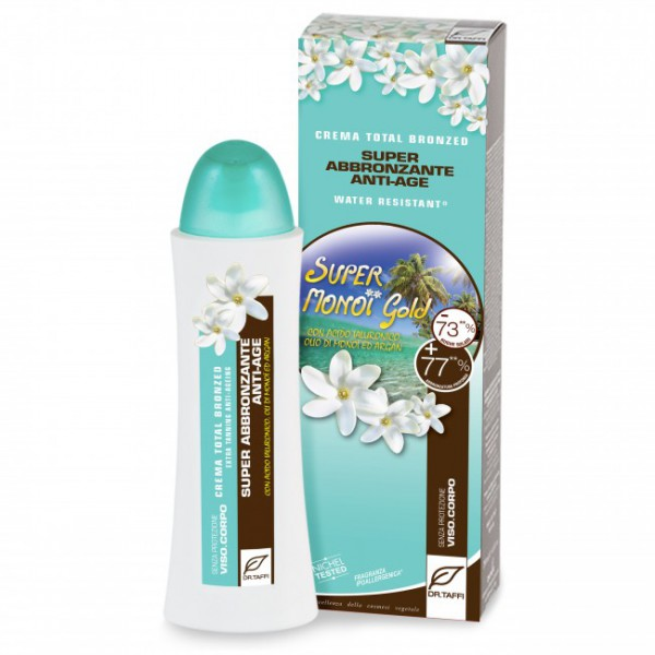 SPF0 Bräunungscreme Monoi +77% - 150 ml