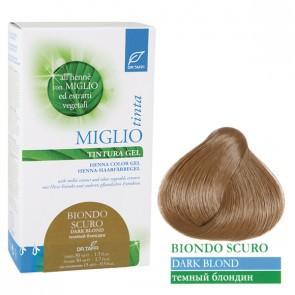 Miglio Tinta Plus Haarfarbe Dunkelblond 115 ml