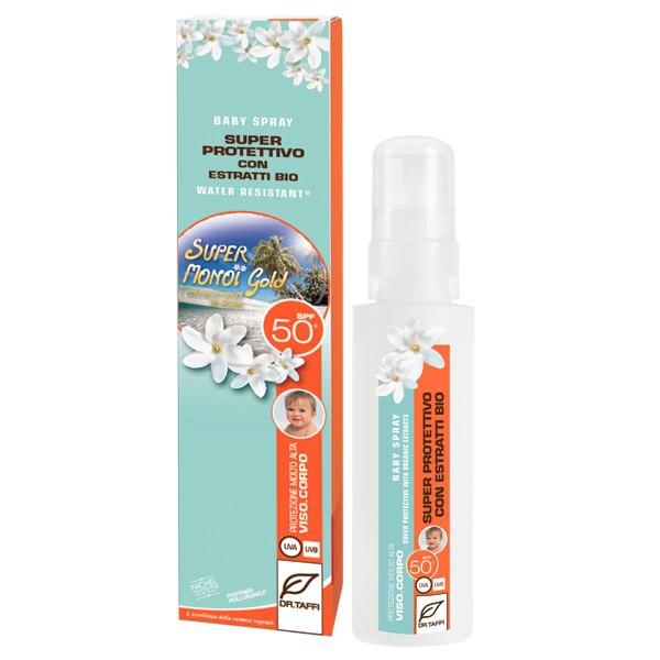 SPF 50 Babysonnenschutz Monoi - 100 ml