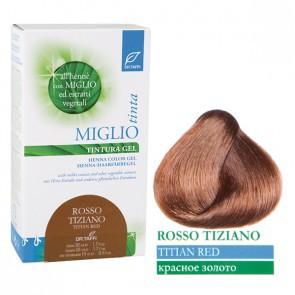 Miglio Tinta Plus Haarfarbe Tizianrot 115 ml