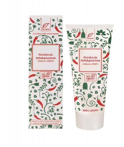 Bodylotion Panama Peperoncino - 200ml - organisch