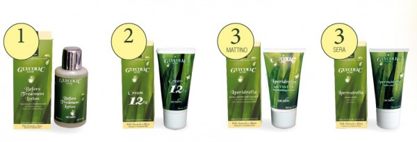 Fruchtsäure Set Anti Age - 350 ml