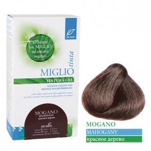Miglio Tinta Plus Haarfarbe Mahagony 115 ml