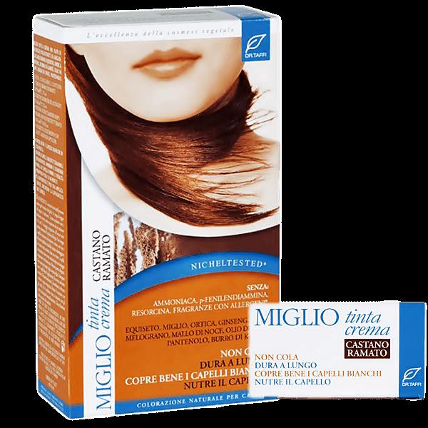 Miglio Tinta Crema Haarfarbe kupferbraun 115 ml